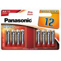 Panasonic Pro Power (PPG) AA-paristo  12kpl
