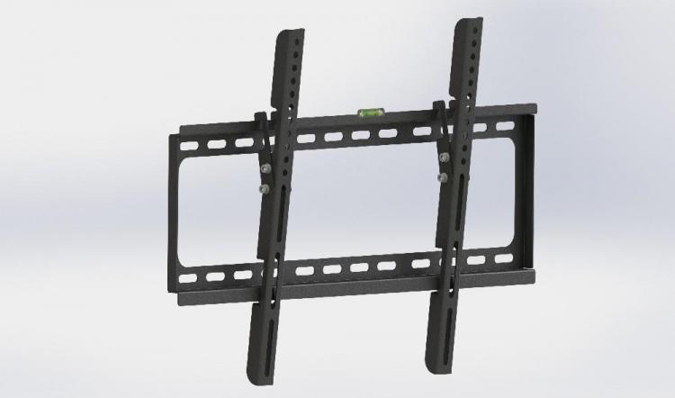 Sinox CONNECTECH CTB1600 kallistuva seinäteline Flat&Tilt
