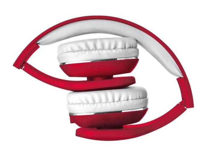 Trust UR MOBI kuulokkeet. Punainen