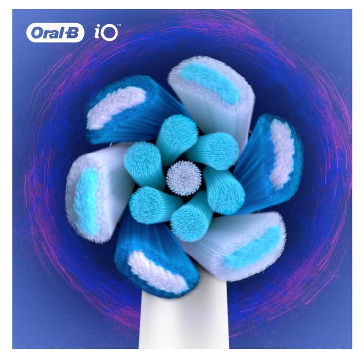 Oral-B iO Ultimate Clean Vaihtoharja, 4 Kpl/pkt