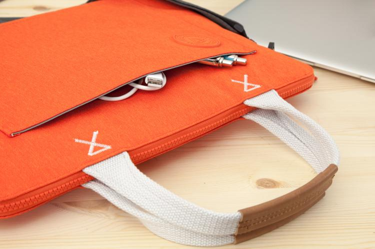 "Golla ORIGINAL G1704 Handle Sleeve, Orange, Max 16\"""