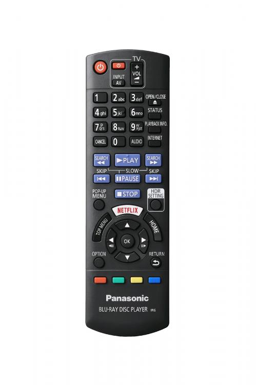 PANASONIC DP-UB820EGK 4K Bluray Soitin