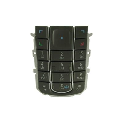 Nokia 6230 näppäimet, graphite