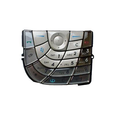 Nokia 7610 näppäimet, Latin Silver