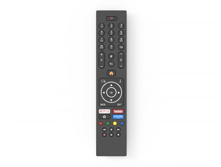 FINLUX Kaukosäädin SMART Netflix RC43135P