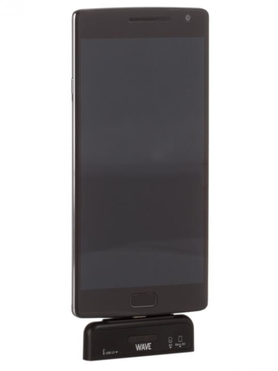 WAVE 3IN1 OTG Smart Reader TYPE-C -laitteille